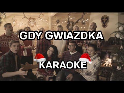 Jula & Sound'n'Grace - Gdy Gwiazdka [karaoke/instrumental] - Polinstrumentalista