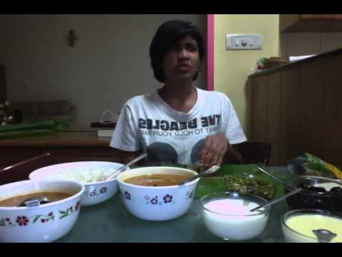 South Indian Mukbang (남부 인도 먹방) video