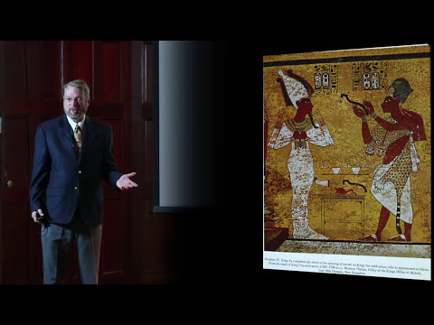 Robert Ritner | A Game Of Thrones And Coffins: The Death And Resurrection Of Osiris video