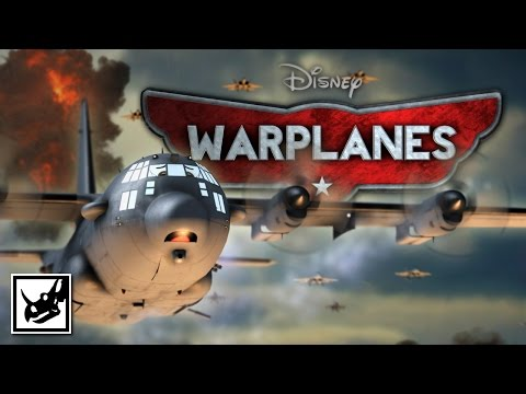 Disney s WARPLANES (Official Trailer) | Gritty Reboots