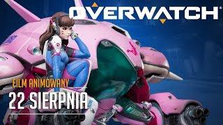 Premiera nowego filmu animowanego Overwatch