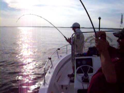 Adventure Texoma Outdoors-15lb fish on slab/ Lake Texoma fishing guide John Blasingame /