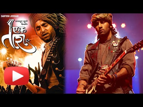 Santosh Juvekar Copies Ranbir Kapoor For Marathi Rockstar Look!