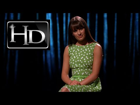 Glee big girls don't cry full performance (hd)