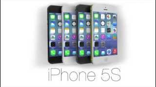 iPhone 5S concept