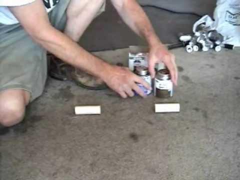 SPRINKLER PIPE REPAIR TUTORIAL - How to Repair a Broken PVC Sprinkler Pipe - Do it Yourself - DIY