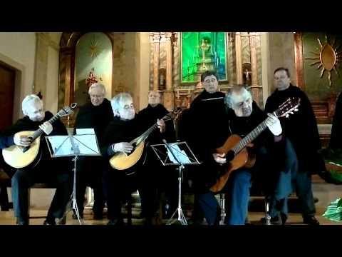 GGCC do CCRS - Um fado de Coimbra (Nossa Senhora da Gra�a)