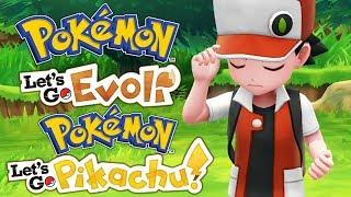 TRAINER ROT KAMPF in Pokémon Let's Go Pikachu & Evoli!