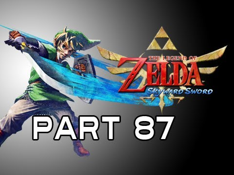 Legend of Zelda Skyward Sword - Walkthrough Part 87 Beedle's Beetle Gratitude Crystal Sidequest