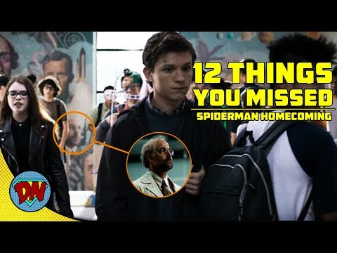 12 Things You Missed in Spider-Man Homecoming | Explained in Hindi thumbnail