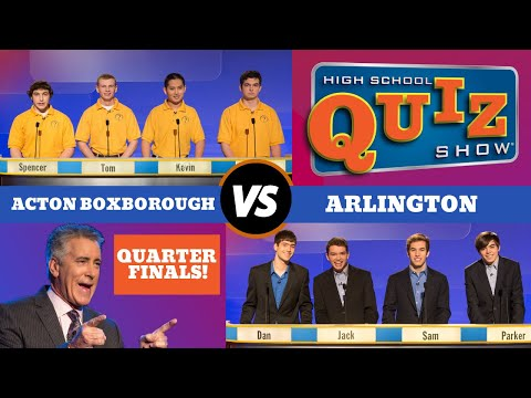 Quarterfinal #4: Acton-Boxborough vs. Arlington