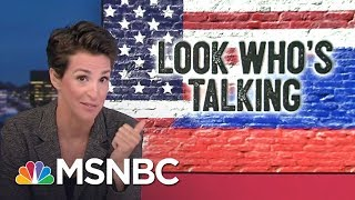 Donald Trump Dossier Testimony From Senate Judiciary Could Be Published | Rachel Maddow | MSNBC