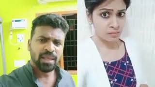 Tamil husband and wife  fight