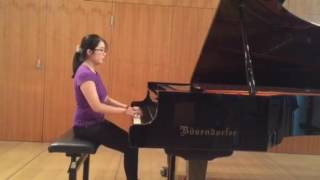 Qianhui Xu Plays 34 The Lark 34 Glinka Balakirev