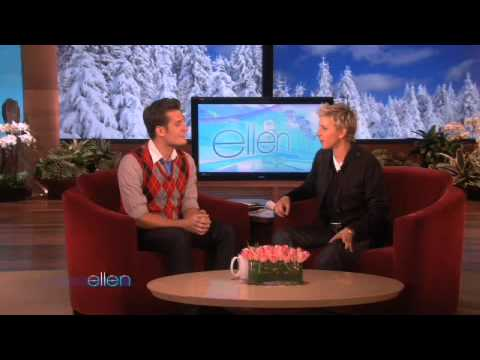 Nick Pitera on The Ellen DeGeneres Show : Glee  Dont Stop Believin