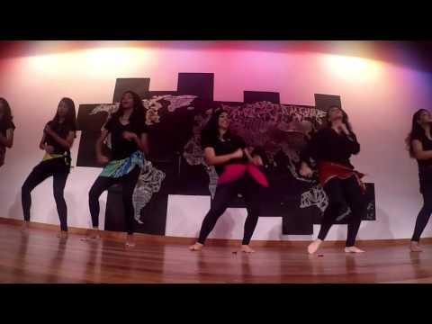 Paksoc Cultural Mashup: Indian African Dance Performance thumbnail