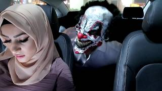 CLOWN PRANK (Hilarious Reaction!!)