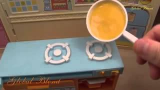 LÀM CƠM HỘP BENTO CHO BÉ YÊU BẰNG ĐỒ CHƠI NHẬT BẢN TRÔNG NHƯ THẬT - toy for children.mp4