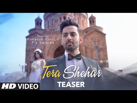 Download Lagu  Song Teaser: Tera Shehar | Himansh Kohli, Pia Bajpiee | Amaal Mallik | Full  Releasing Tomorrow Mp3 Free