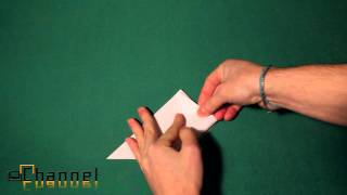 Come Fare Un Canestro Con Gli Origami - Unusual Tutorial