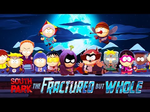 SOUTH PARK: THE FRACTURED BUT WHOLE!
