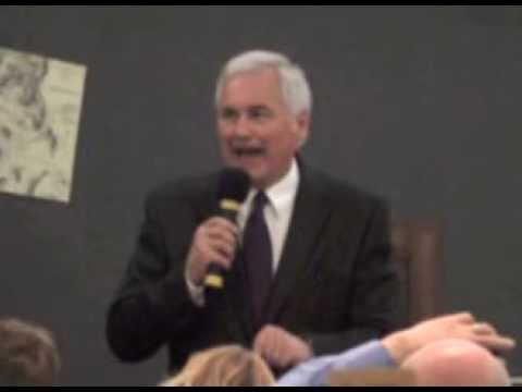 Tom McClintock at the Nevada County Boston Tea Party Fundraiser