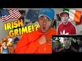 Lagu IRISH Rap Movement  Irish Grime Reaction  Review   LDK - Irish Grime Freestyle  Lit or Shit?