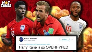 """""""Harry Kane Is The Most OVERHYPED Player At The World Cup"""" 
