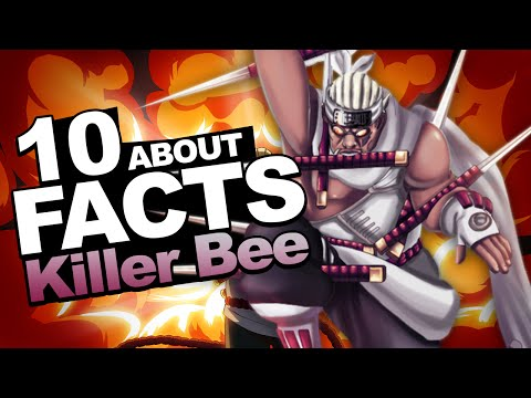 "10 Facts About Killer Bee you Should Know!!! w/ ShinoBeenTrill ""Naruto Shippuden"" thumbnail"