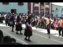 Danzas Folcl�ricas. Fiestas Patrias 2008 [3] . Llata, Huamal�es, Hu�nuco.