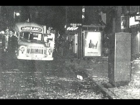 Birmingham Pub Bombings 1974