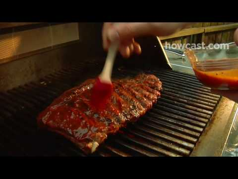 How to Make Grilled Ribs