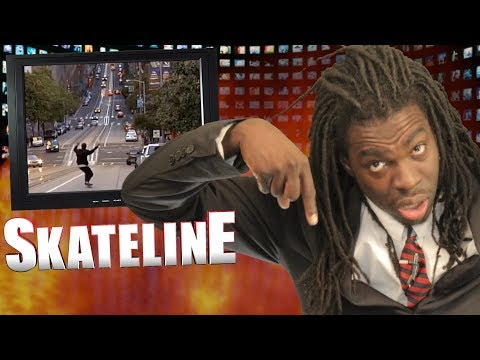 SKATELINE - GX 1000 Special, Mark Suciu, Torey Pudwill Back tail, Daewon, Chris Wimer