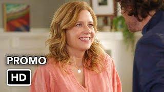 Splitting Up Together Season 2 Promo (HD) Jenna Fischer comedy series