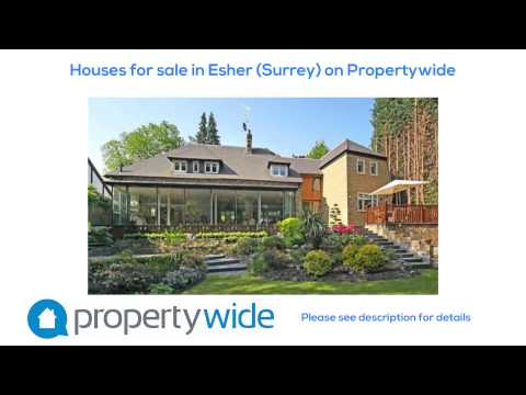 Houses for sale in Esher (Surrey) on Propertywide