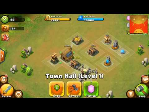 Castle Clash Android HD Gameplay