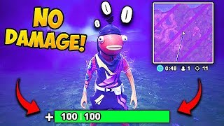 *SUPER OP* TAKE NO DAMAGE IN STORM!! – Fortnite Funny Fails and WTF Moments! #639
