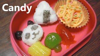 Kracie - popin cookin 5 - Bento shaped Candy Kit