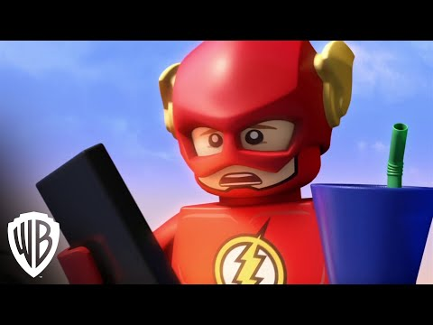 LEGO DC Super Heroes The Flash Trailer thumbnail