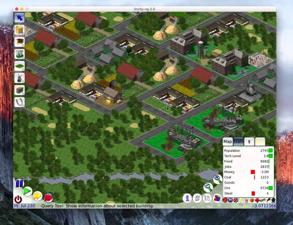 Let's Play LinCity (An Open Source SimCity...? Clone): Part 6 ...