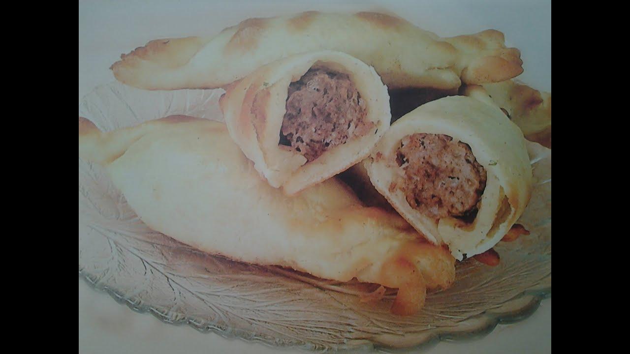 Рецепт пошаговый тесто штруделя с мясом