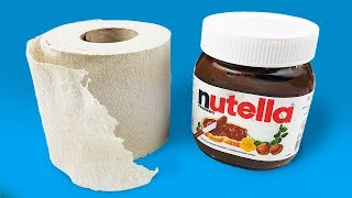 HOW TO MAKE NUTELLA OR 5 DIY