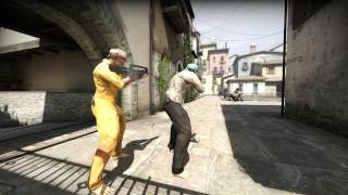Counter-Strike: Global Offensive Beta - Hostage-Strike