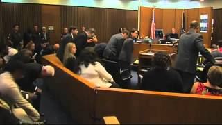 RAW VIDEO: Theodore Wafer found guilty of second degree murder
