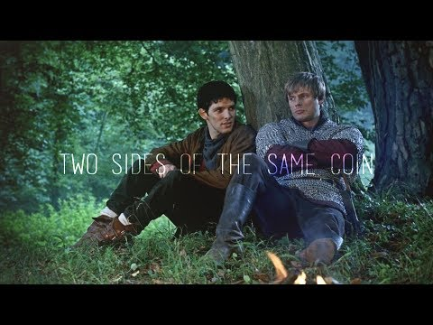 Merlin & Arthur | Two Sides of the Same Coin