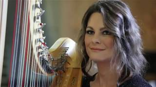 Auld Lang Syne - Inspirational Harp Music Video - Make 2018 Your Best Year Yet!