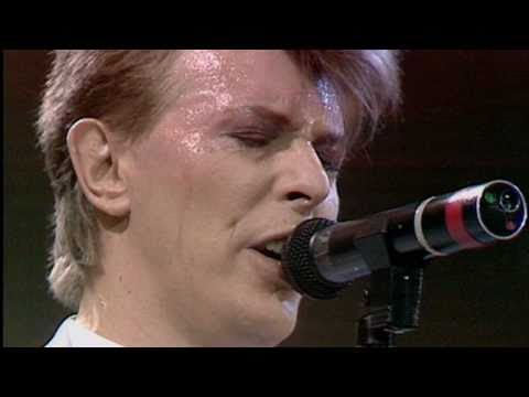David Bowie - Heroes - Live Aid 1985  (HD)