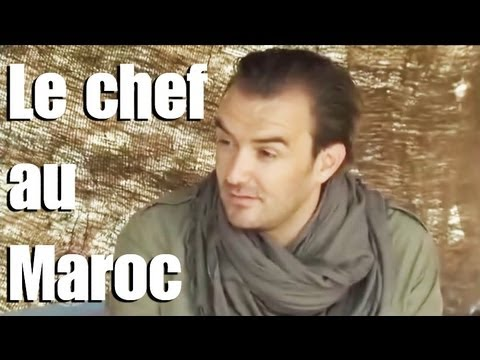 Le chef - Cuisine et dcouverte du Maroc