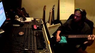 SHARDBORNE - Living Bridges | Studio Update 2 Guitars and Bass