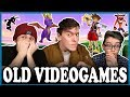 Playing OLD VIDEOGAMES!   Thomas Sanders